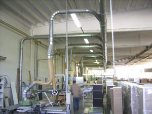 Impianti Aspirazione Industriale